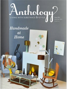 Image of Anthology Mag Issue No. 6 - Winter 2012