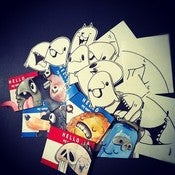 Image of Assorted Sticker Pack