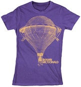 Image of Purple Balloon T-shirt