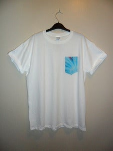 Image of ROOT CAUSE - TIE DYE POCKET TEE