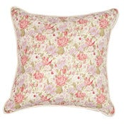 "Image of Rose Sage Single Sided 22"" Pillow"