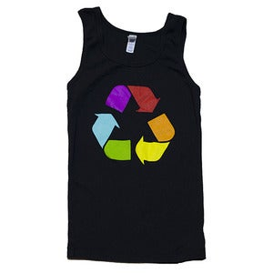 Image of COLOR RECYCLE GIRL'S VEST