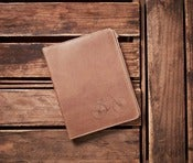 Image of Leather iPad Cover