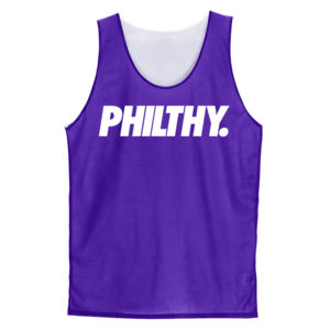 Image of PHILTHY. Pinnie (Purple)
