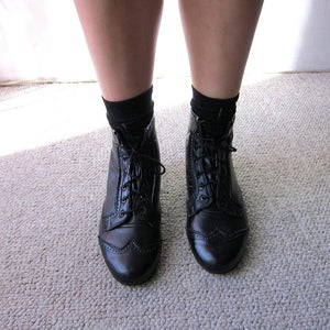 Image of Deery Brogue Ankle Boots