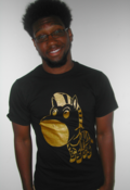 Image of Baby Z Tee Gold
