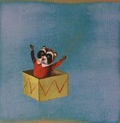 Image of Vintage Storybook Tile :: Small 2
