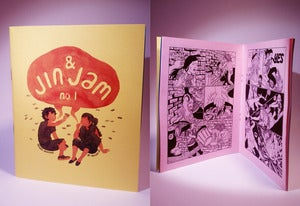 Image of JIN & JAM No. 1 (2nd Printing)
