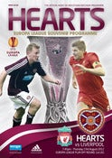 Image of HEARTS vs LIVERPOOL - Europa League Play-off