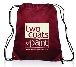 Image of Two Coats of Paint Totebag