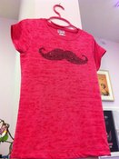 Image of Mustache Tee