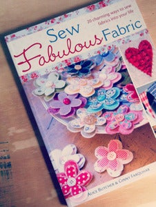 Image of BOOK, Sew Fabulous Fabric