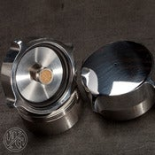 Image of W/G 4 FINGER FUEL CAP ALUMINUM