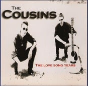 Image of The COUSINS love song years (music CD)