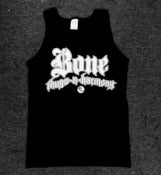 Image of Bonethugs Tanktop &quot;Black&quot;