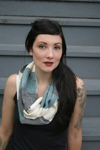 Image of Herringbone Scarf