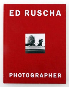 Image of Photographer by Ed Ruscha