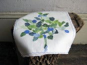 Image of Blueberries Napkins