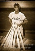 Image of Clemente With Bats