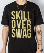 Image of Ground Up Skill Over Swag (GOLD)