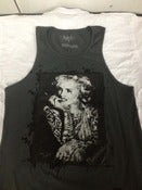Image of marylin monroe tank top