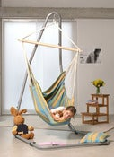Image of AMAZONAS Brasil Lemon king size hanging chair