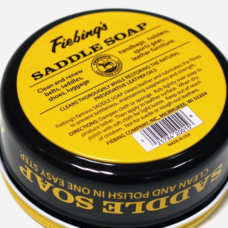 Image of Fiebings Saddle Soap - 12oz