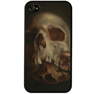 "Image of ""Study of Skull"" Phone Cover"