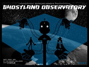 Image of Ghostland Observatory Poster