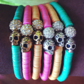 Image of Pretty Skullies