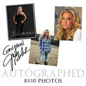 Image of Autographed 8x10 Photos