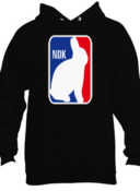 Image of Fall 12'|NDK Association Hoody| Limited Edition| 50 Made