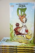 Image of Oz:  Ozma of Oz (Hardcover) signed by artist