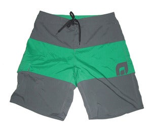 "Image of ""Tone Deaf"" Trunks Green 