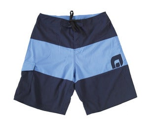 "Image of ""Tone Deaf"" Trunks Navy 