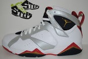 Image of Air Jordan VII &quot;Olympic&quot; (GS) (2012 Release)