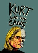 Image of 'Kurt and the Gang' sticker book