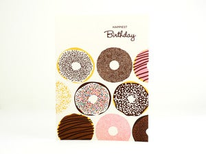 Image of Donut Birthday