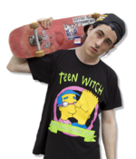 Image of TEEN WITCH 'FEEL GOOD FOREVER, DUDE!' SHIRT