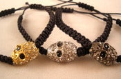 Image of Single Skull Bracelet