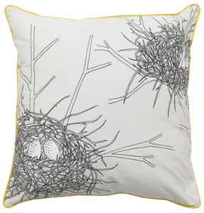 Image of Roost Nest & Egg Pillow