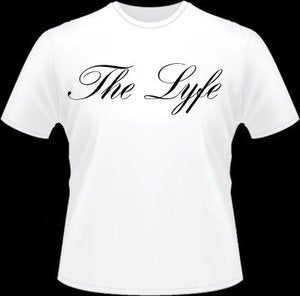 Image of The Lyfe Signature T shirt Line