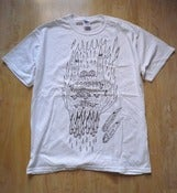 Image of CFH Fingers t shirt white