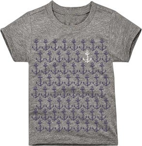 Image of Away Anchor Heather Grey LAST ONE!