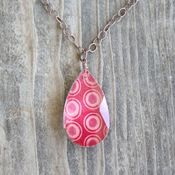 Image of petal drop necklace - large 297 *SOLD*