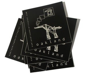 Image of AT-AT sticker pack!