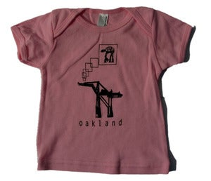 Image of AT-AT baby tee short sleeve