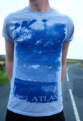 Image of The Things We Leave Behind T-Shirt (Blue)