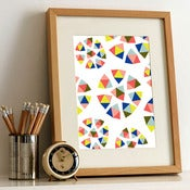 Image of Geometric Print