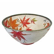 Image of Large Maple Bowl by Three Wheel Studio